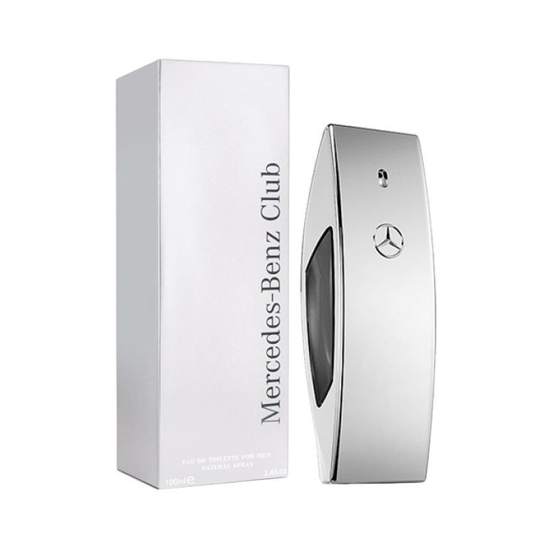 Marcedez Benz Club for Man EDT Parfum [100 mL]