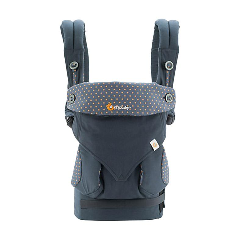Ergobaby Carrier 360 Gendongan Bayi - Dusty Blue