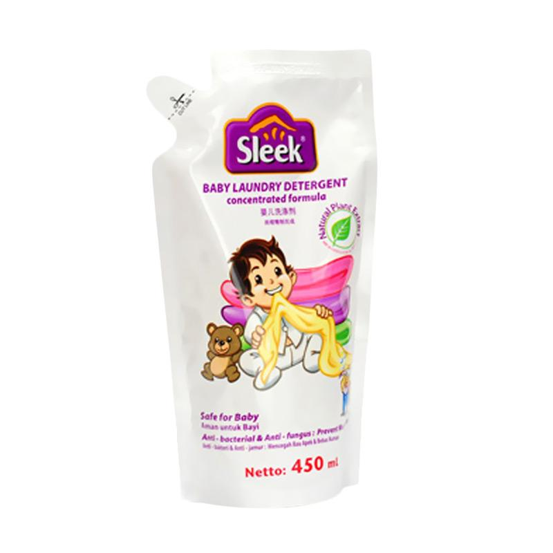 Sleek Baby Laundry Detergent [450 mL]