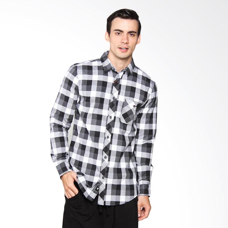 Famo Men Shirt - Grey 503041711