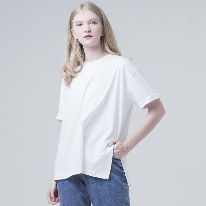 This Is April Jina Tshirt White