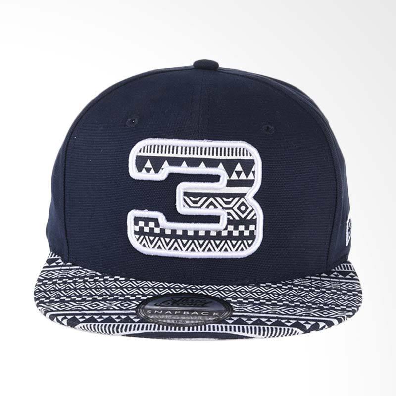 3SECOND 138061718 Hat - Blue