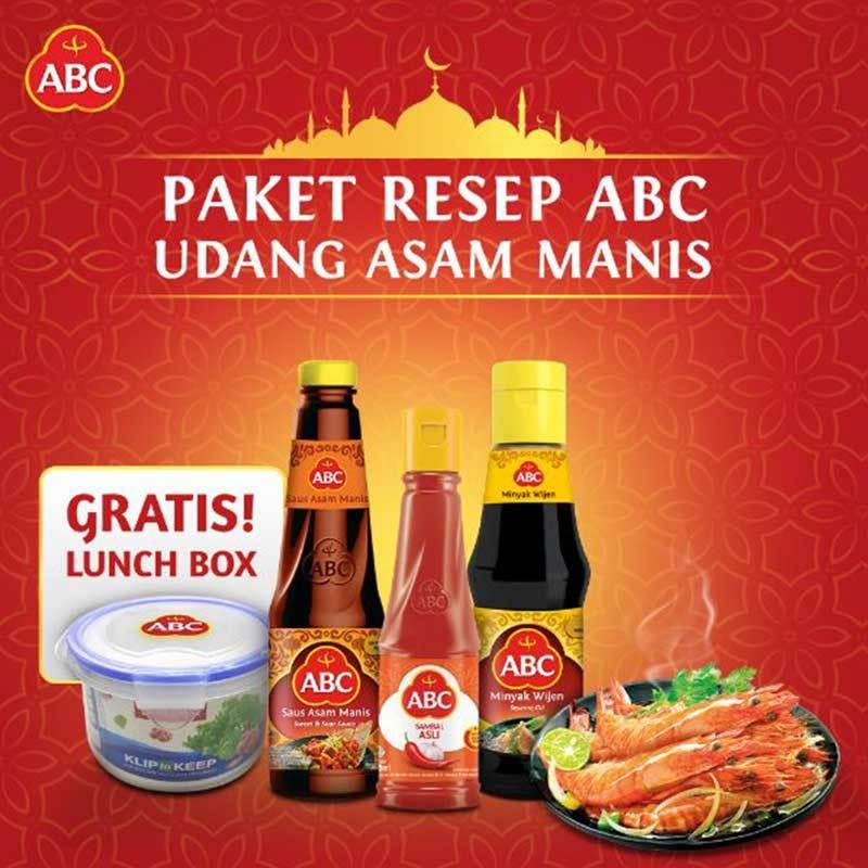harga ABC Paket Resep Udang Asam Manis Blibli.com