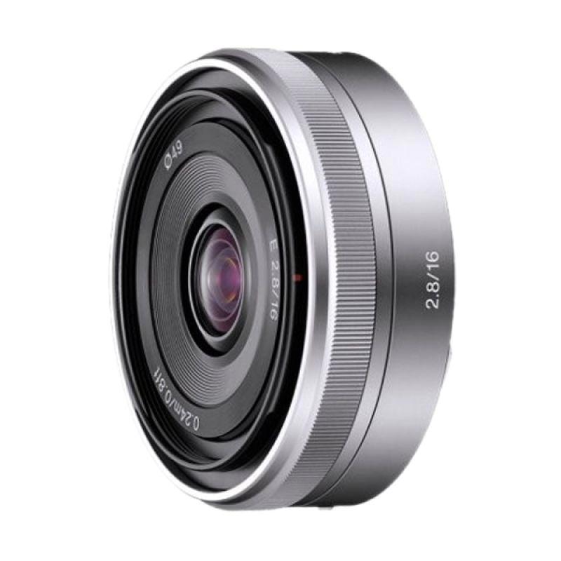 Sony Lens SEL 16mm f/2.8 Lensa Kamera
