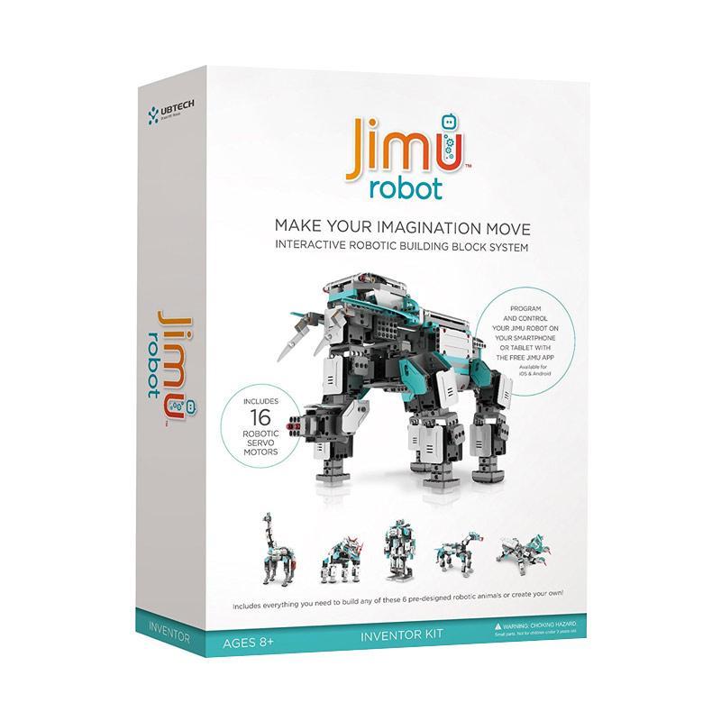 UBTECH Jimu Inventor Kit