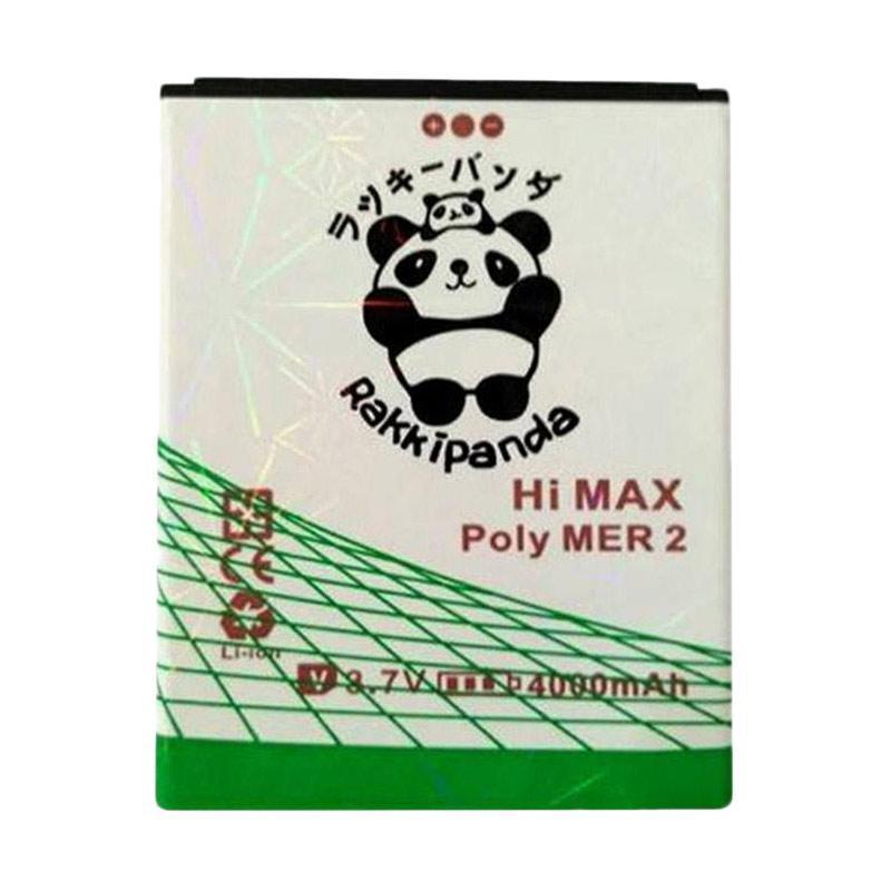RAKKIPANDA Double Power IC Battery for Himax Polymer 2