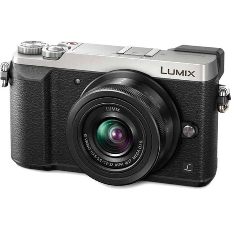 Panasonic Lumix DMC GX 85 Kit 12-32 Kamera Mirrorless