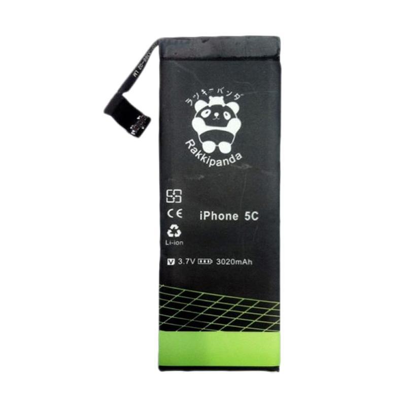 RAKKIPANDA Double Power Double IC Battery for iPhone 5C