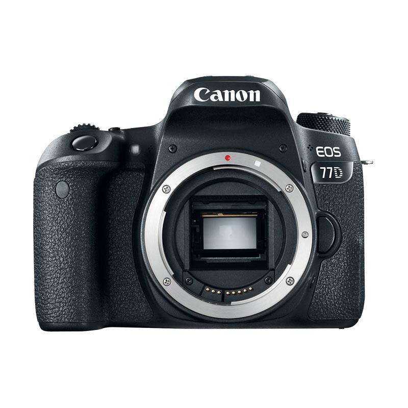 Canon EOS 77D BO