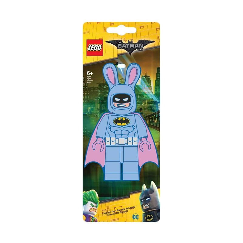 LEGO 51755 Easter Bunny Batman Movie Luggage Tag