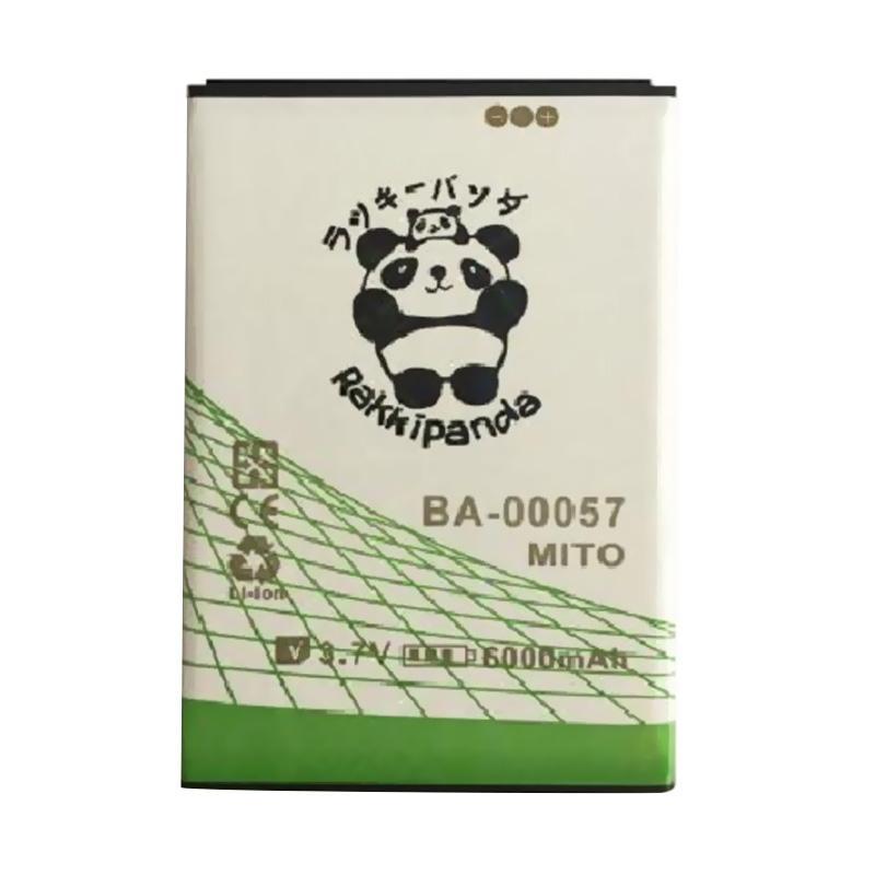 RAKKIPANDA Battery Double Power and IC for Mito A68 Fantasy Power [BA00057]