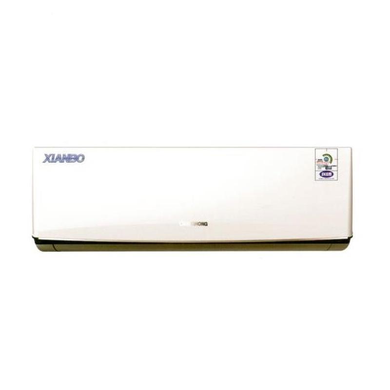 Changhong CSC-07NVA AC Split  - Putih [3/4 PK] + instalasi,vacum, Pipa set 5m