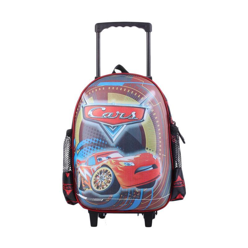 harga Catenzo Junior Cars Tas Trolly Anak - Hitam Blibli.com