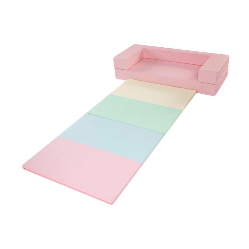 Foldaway Sofa Mat Alas Lantain - Lollipop