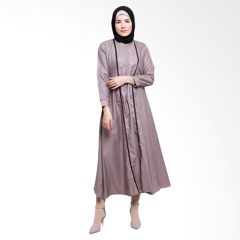 Allev Mahira Abaya Baju Muslim - Arcadia