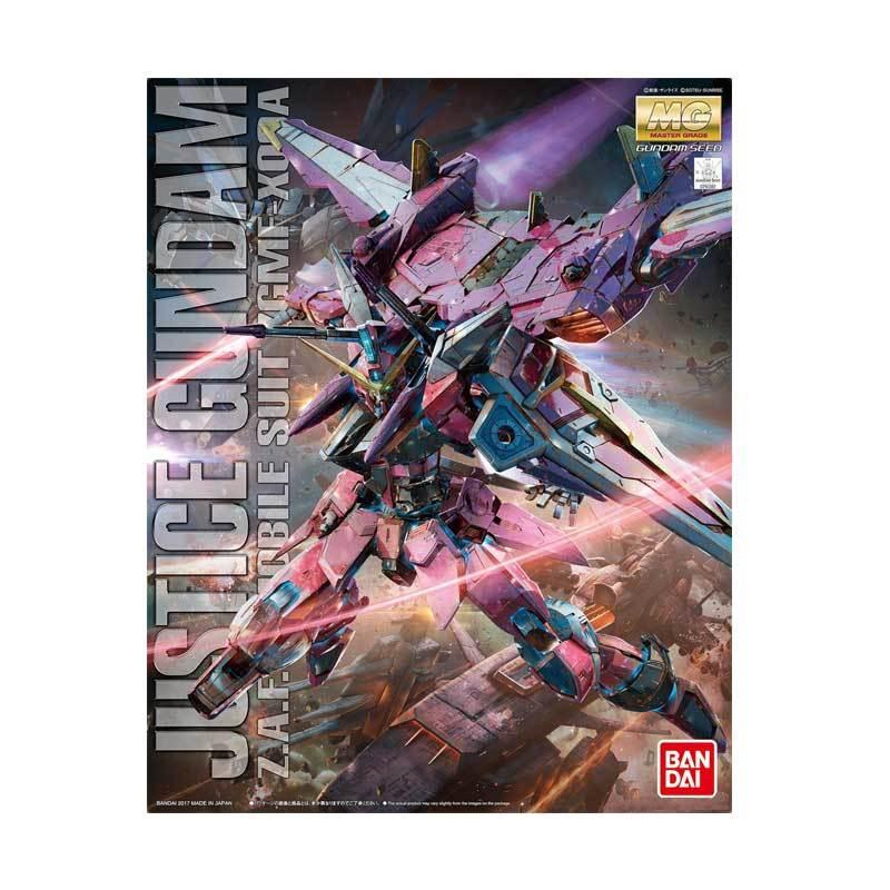 Bandai MG ZGMF-X09A Justice Gundam Model Kit [1 : 100]