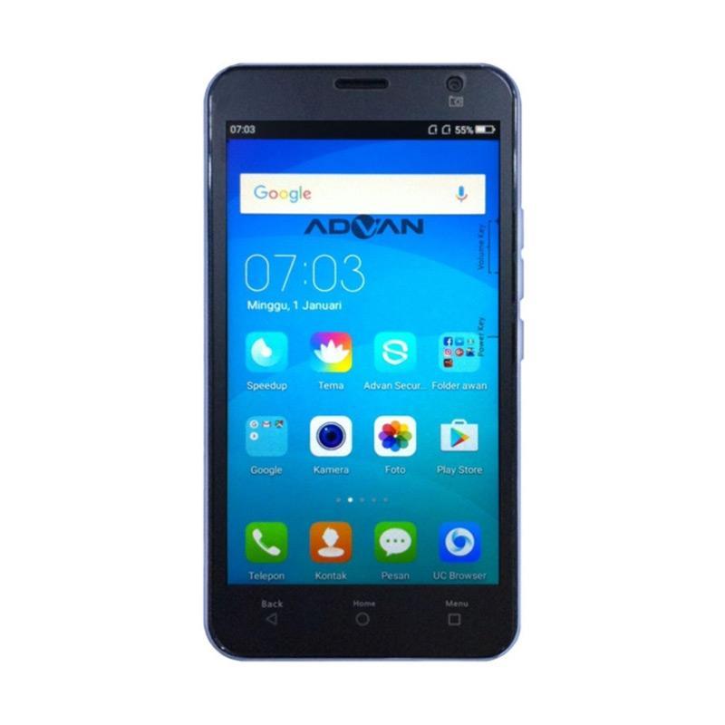 Advan Vandroid S50K Smartphone - White [8GB/1GB]
