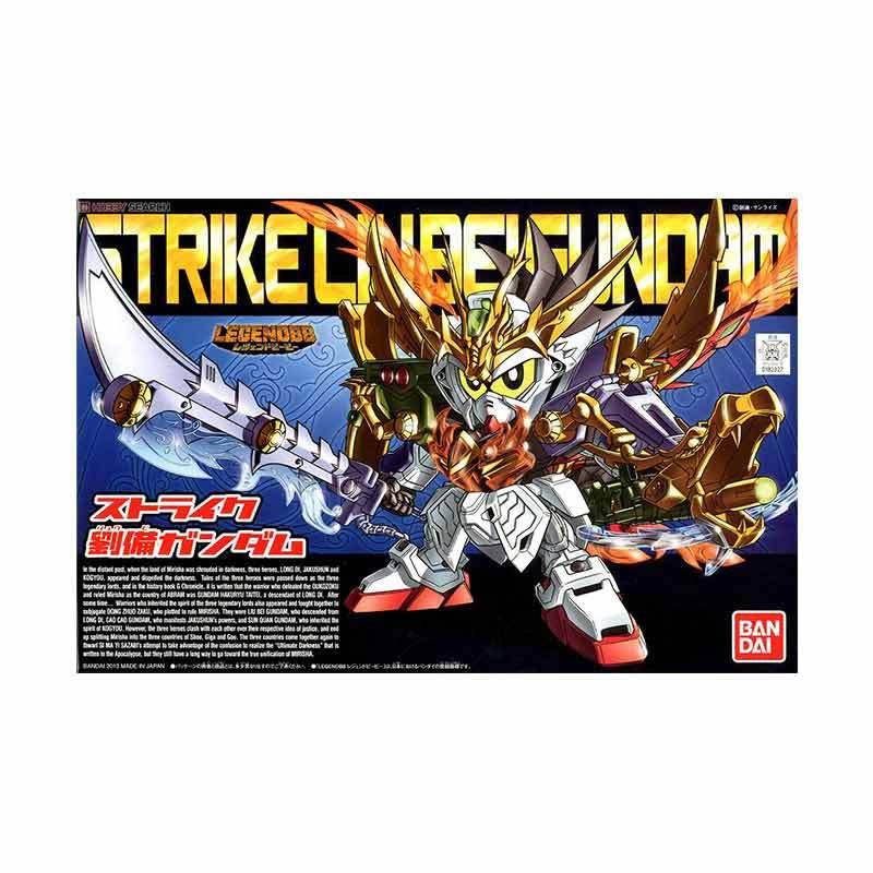 harga Bandai SD BB 383 Strike Ryubi Gundam Model Kit Blibli.com