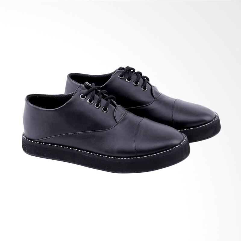 Garucci GYP 7250 Sneakers Shoes Wanita - Black