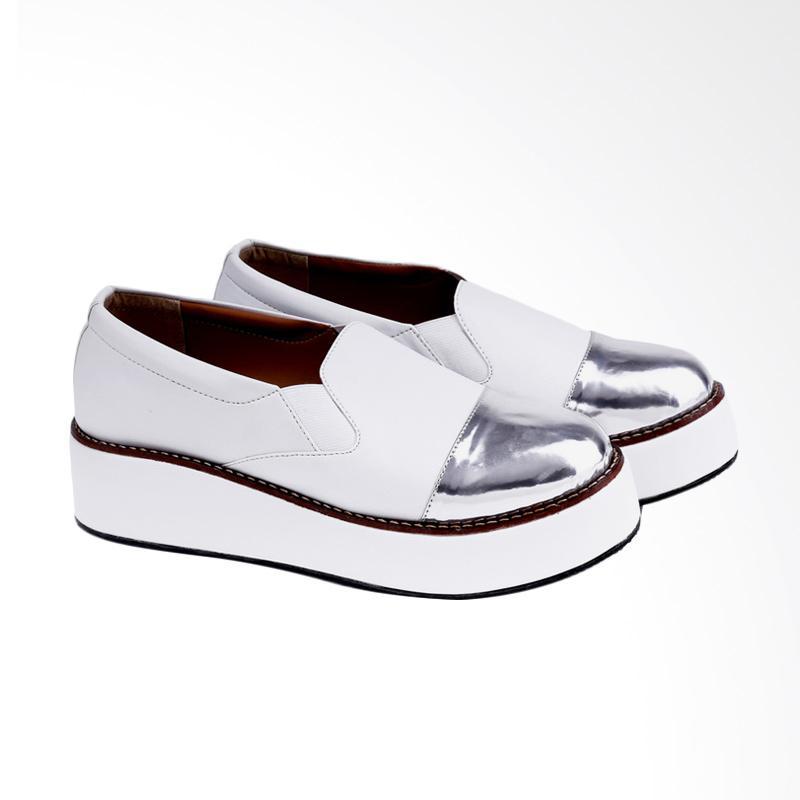 Garucci GOK 5104 Slip On Sepatu Wanita - White