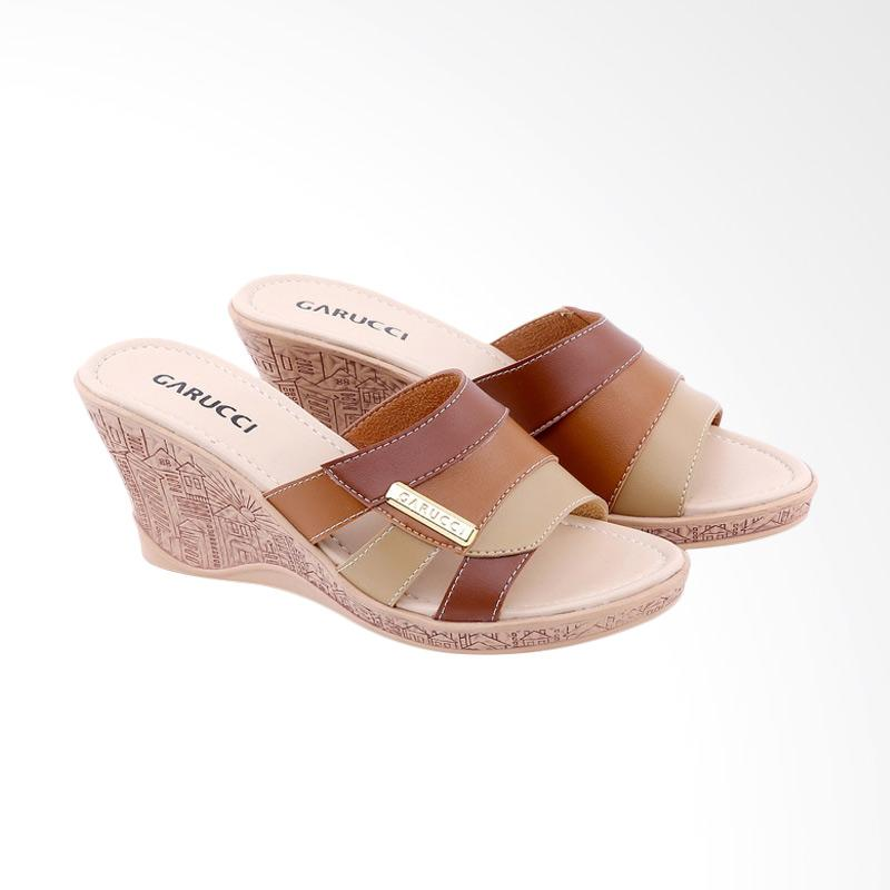 Garucci GNS 7228 Wedges Sandal Wanita
