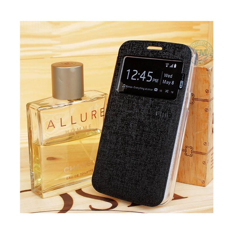 ... Leather Case. Source · Ume Flipshell Flip Cover Window Casing for Samsung Galaxy G130 or Young 2 - Hitam.
