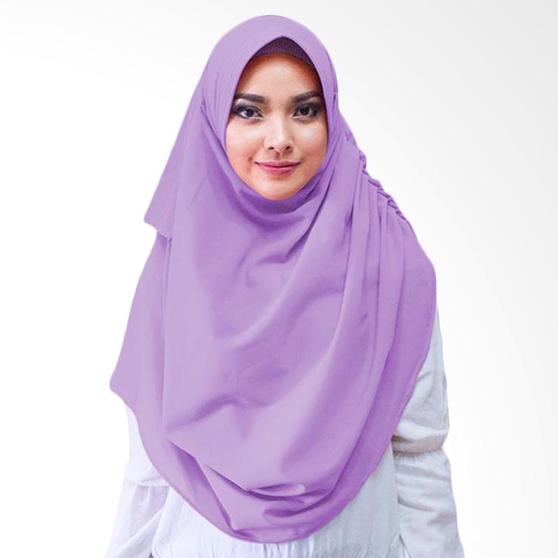 Milyarda Hijab Dravia Hijab Instan - Lavender