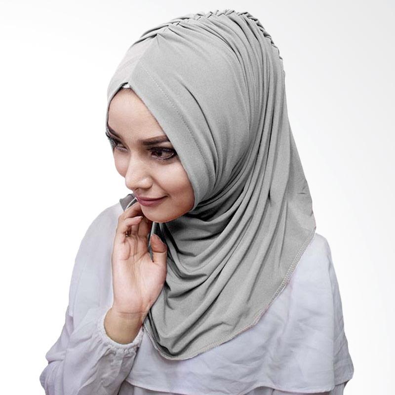 Milyarda Hijab Medirala Jilbab Instan - Abu