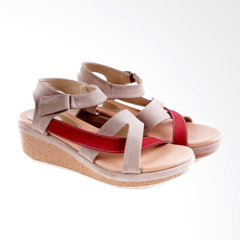 Garucci GRR 5175 Sepatu Wedges Wanita