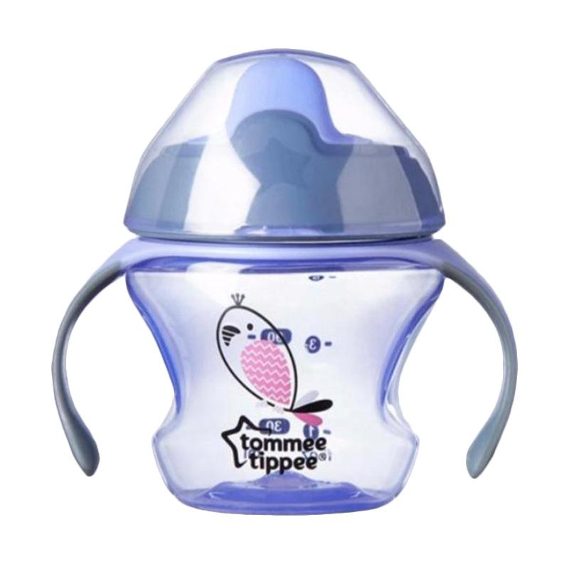 Tommee Tippee 1st Sippee Cup Bird Botol Minum Anak  - Purple