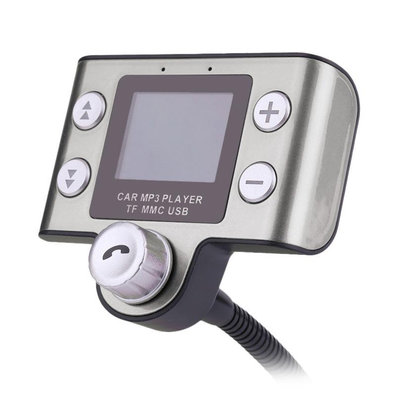 harga TOKUNIKU SO-650C Car Kit MP3 Player [1.4 Inch/Compact Size/Vehicle Music & Talking/FM Transmitter] Blibli.com