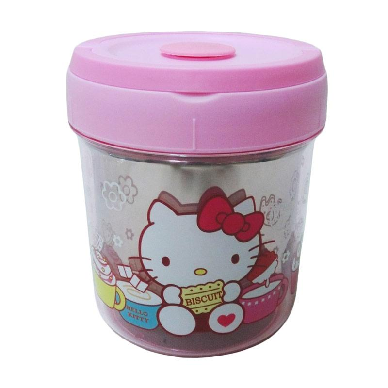 SOHO Hello Kitty Lunch Box Multifungsi