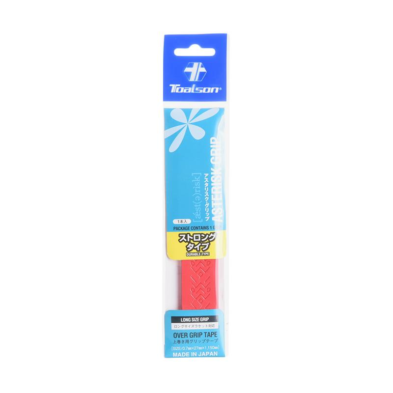 Toalson Overgrip Asterisk Durable - Red