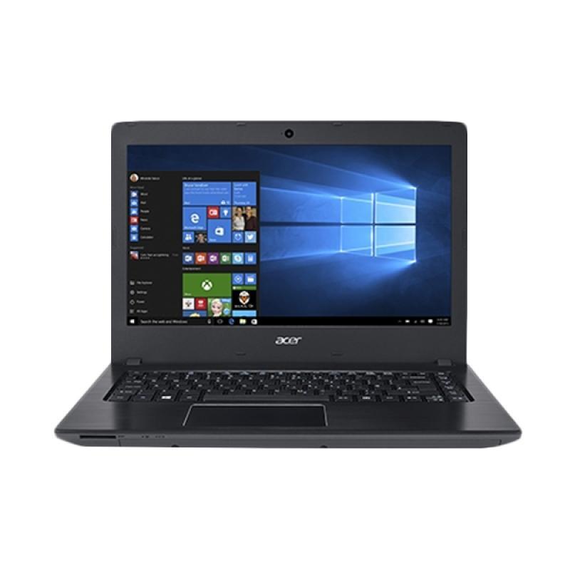 harga Acer Aspire E5-475G-58WK - Steel Gray [i5-7200U/4 GB/1 TB/GT940MX-2GB/14 Inch/Linux] Blibli.com