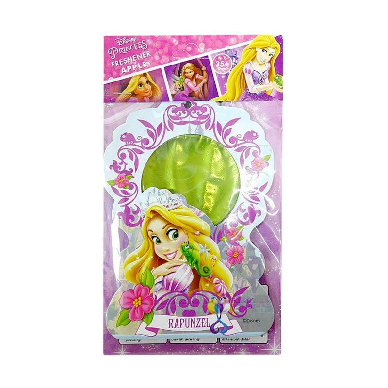 Disney Princess RP02 Rapunzel Hanging Air Freshener Parfum Mobil dan Ruangan - Apple