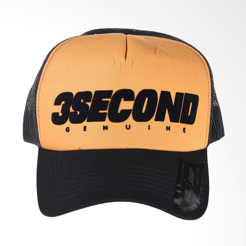 3SECOND Hat 3208 Topi Pria - Yellow 132081718