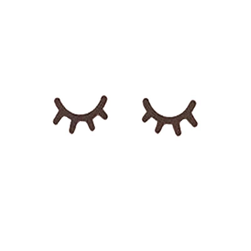 OEM Sleepy Eye Wall Sticker Dekorasi Dinding