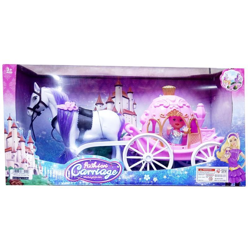 harga MOMO Boneka Dan Kereta Kuda Mainan Anak Blibli.com