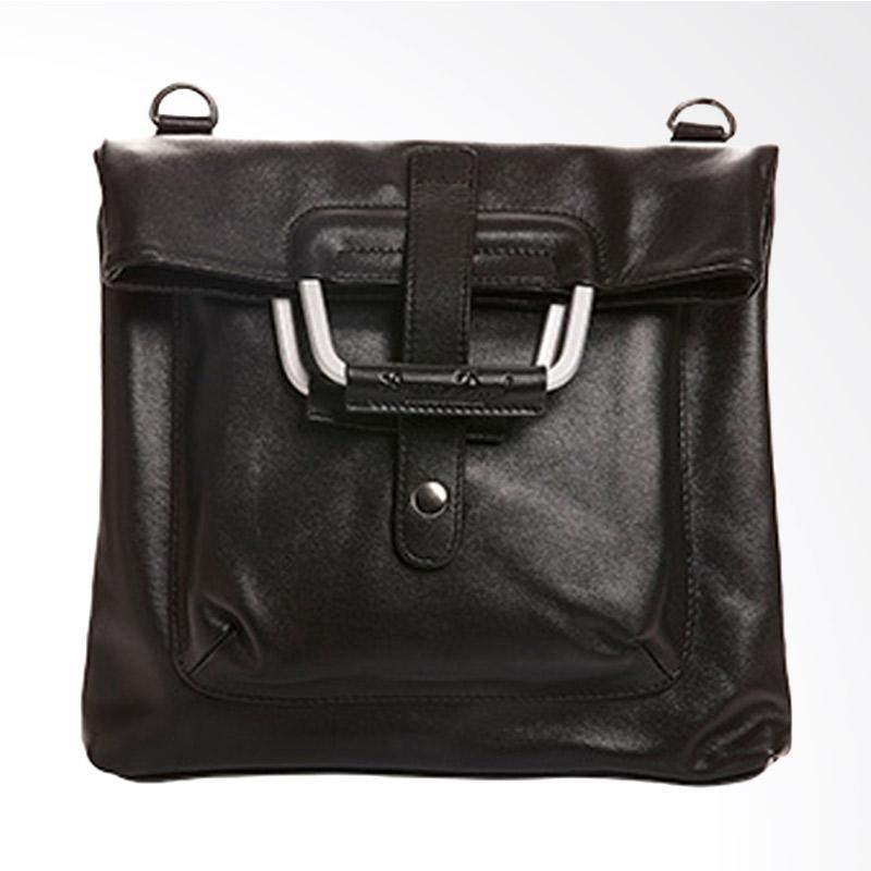Amore Daniel Leaher Patt - A4 Multifunction Bag - Black