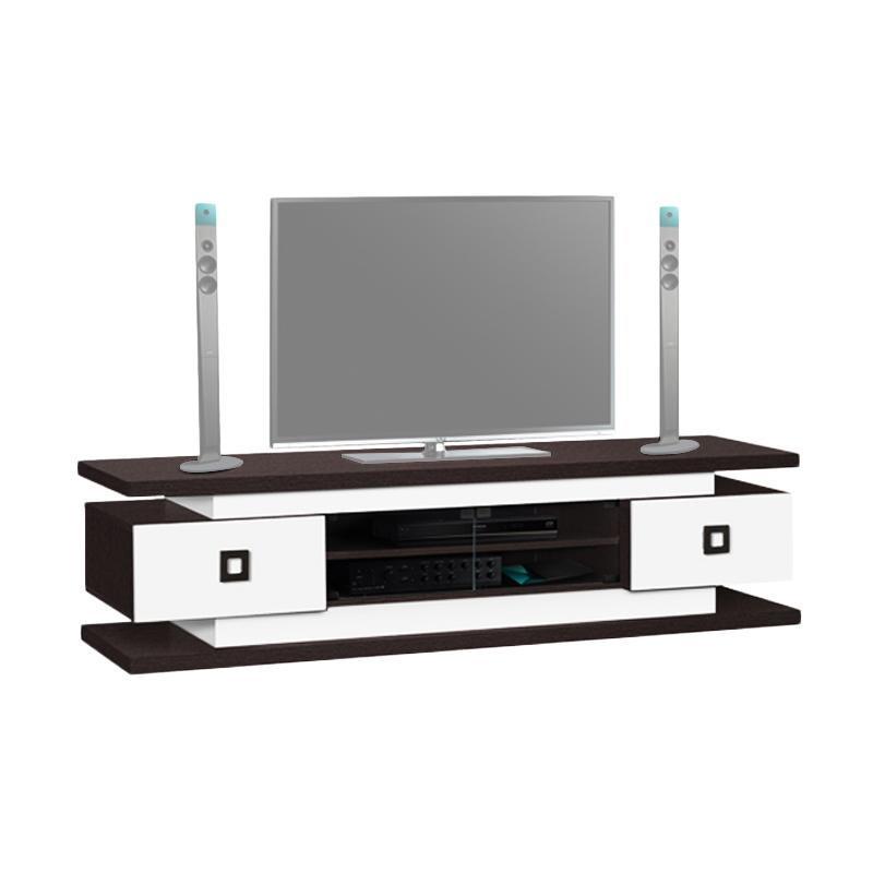 better furniture crd 2680 meja tv minimalis