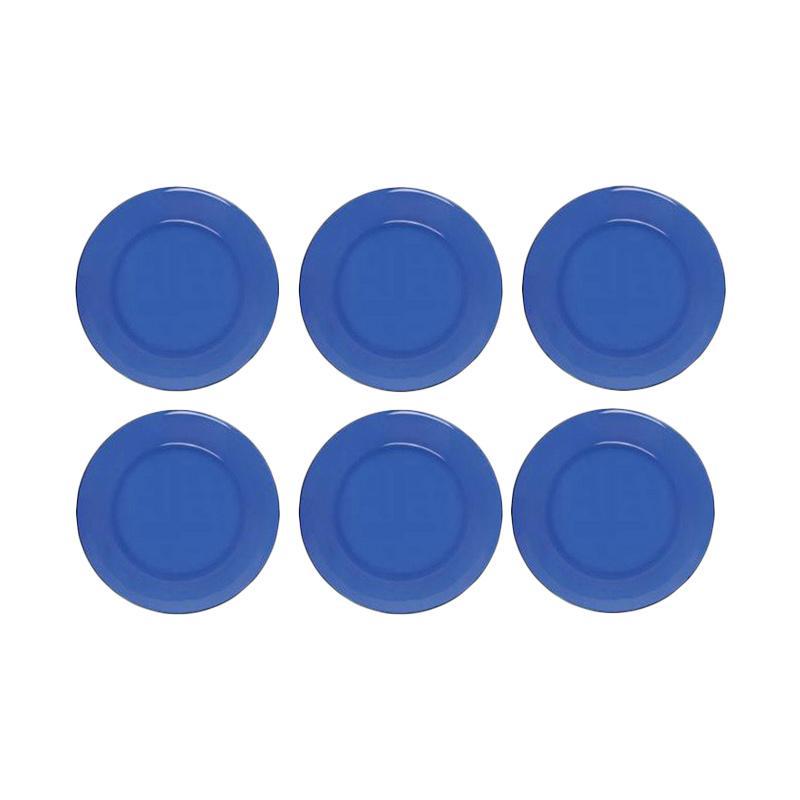 Duralex Piring Saphir Plate [19 cm/ 6 pcs]
