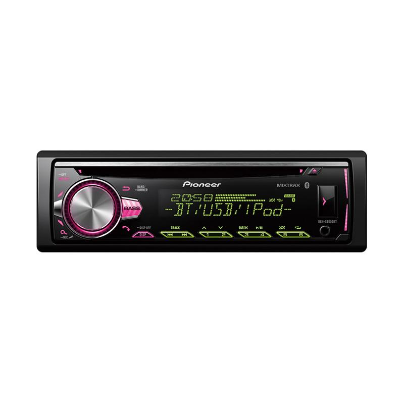 Pioneer DEH S5050BT Single Din Head Unit Mobil