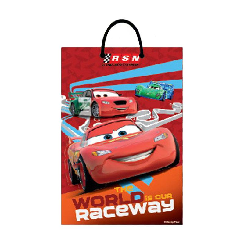 Buy 1 Get 1 - Something Sweet BA 2215-CR001-SS Mc Queen The World is Our Rice Way Paper Bag [Small SS]