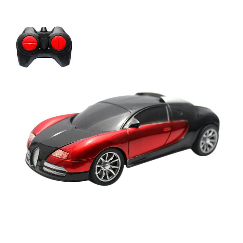 Enandem RC Veyron Mainan Remote Control - Red