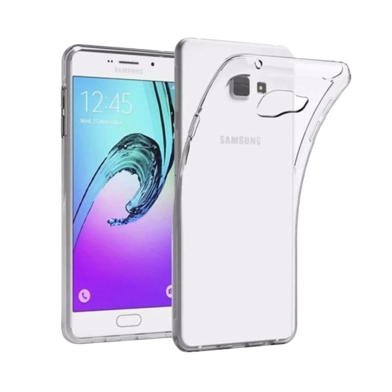 Ume Ultrathin Silicone Jellycase Softcase Casing for Samsung Galaxy A5 2016 A510 - Transparan