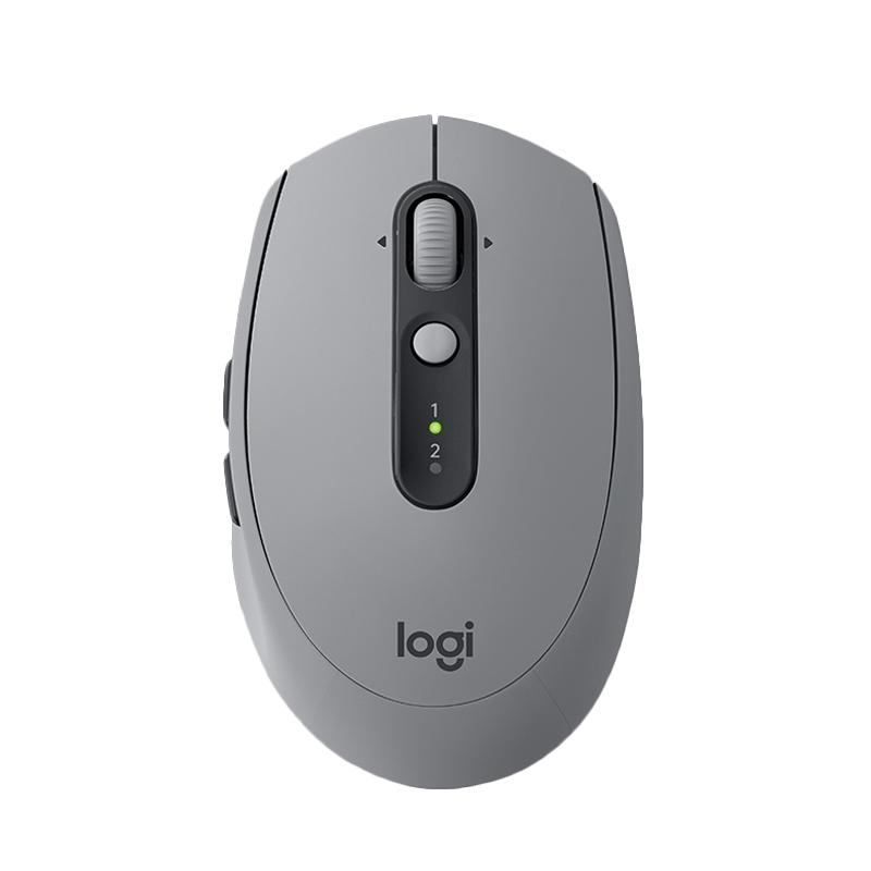 Logitech M590 Multi Device Silent Mouse - Grey