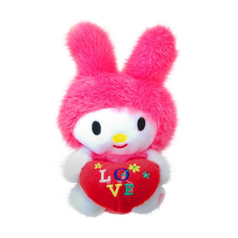Istana Kado IKO000846 Melody Love Raspo s Boneka - Pink