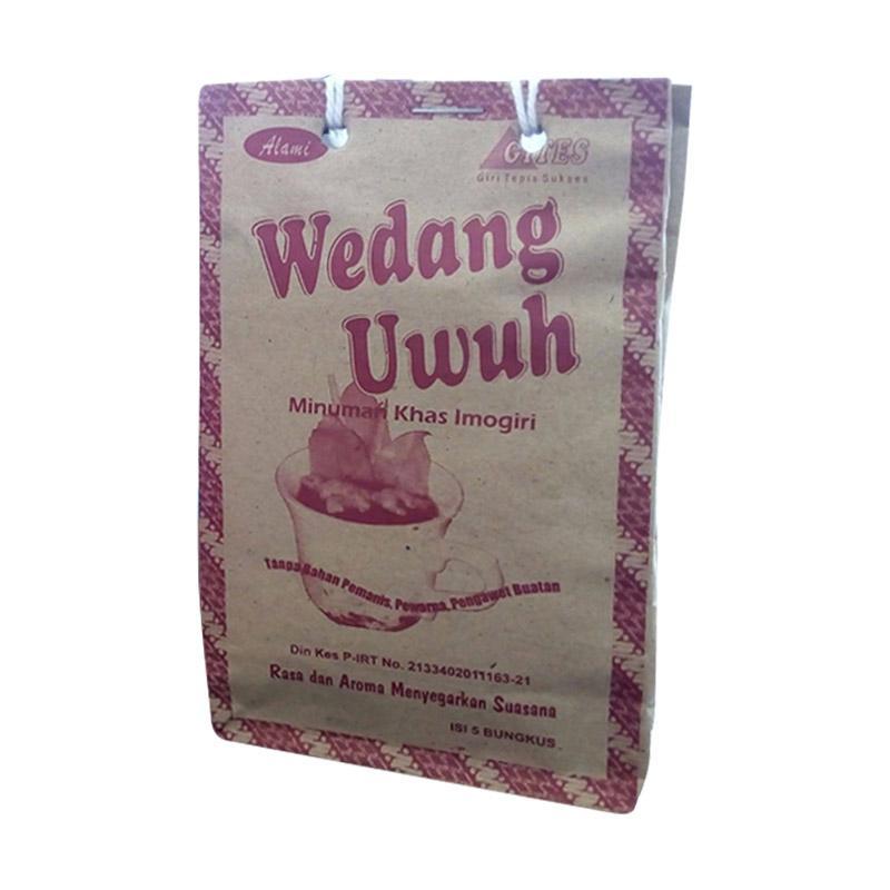 Jogjakhas Wedang Uwuh