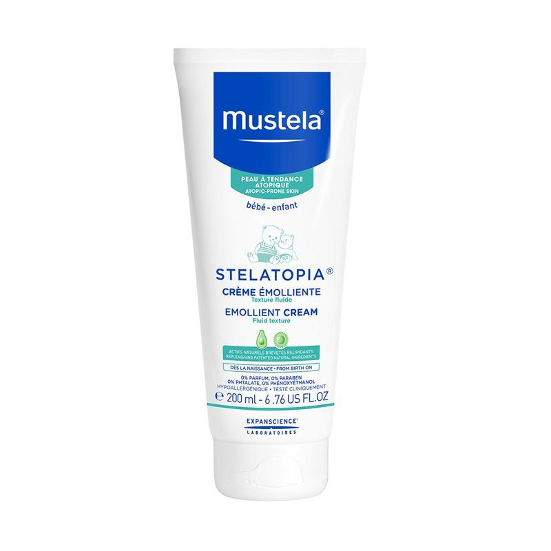 Mustela Stelatopia Emollient Cream [200 mL]