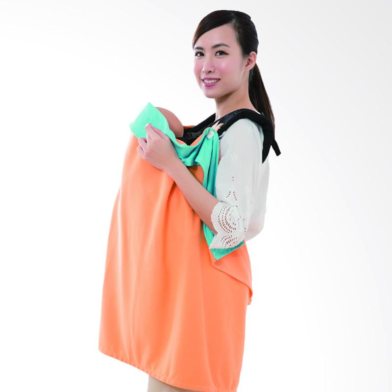 COTEX® BR220 European Style Nursing Cover - Orange